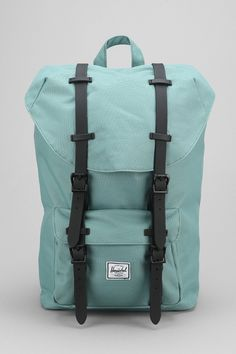 For my birthday!! Herschel Supply Co. Little America Weather Backpack