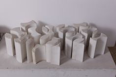 hanna eshel Stone Sculpture, Sculpture Art, Hanna, Creative Architecture, Objects, Abstract, Inspiration, Marble, Design