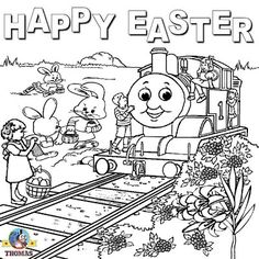 For Xander @dana This site has tons of Thomas Coloring Sheets!