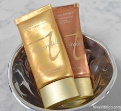 Jane Iredale Glow Time Natural Mineral BB Cream Foundation Review for Melasma and Vitiligo