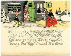 OldDesignShop_ChristmasNewYearCard