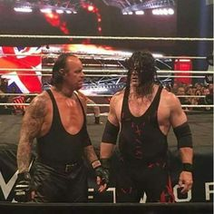 Undertaker & Kane Back From Hell