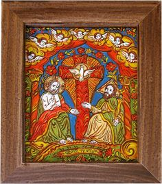 Jesus Christ Images, Religious Icons, Orthodox Icons, Glass, Frame, Painting, Picture Frame, Drinkware, Corning Glass