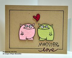 Monsters by Paper Smooches