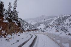 road to  taza
