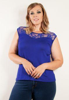 plus-size-fashion blue_5