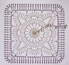 seidenfeins Dekoblog: gehäkelt ... Blümchen - Untersetzer * DIY * crocheted flower coasters