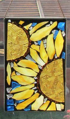 Favoured  Sun Catcher , WALL Art Panel, window panel, SUNCATCHER. $28.00, via Etsy.