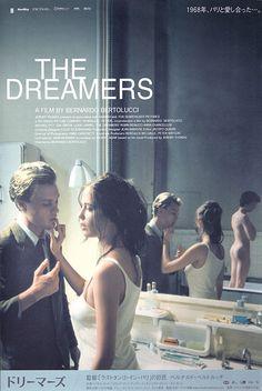 """JAP026 """"The Dreamers"""" Bernardo Bertolucci 2003"""