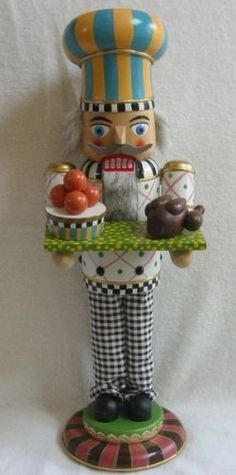 Mackenzie Childs Nutcracker