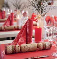 Tablecover and napkins