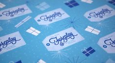 Overconfident Wrapping Paper by OCWrappingPaper on Etsy