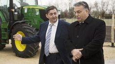 Tavaly is Mészáros kapta a legtöbb agrártámogatást Felcsúton Ikon, Tractors, Marvel, Vehicles, Monitor, Tractor, Vehicle