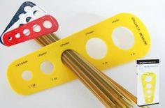 Medidor de espaguetis. Haz la pasta justa ayudándote de este utensilio de cocina esencial.   www.tatamba.com