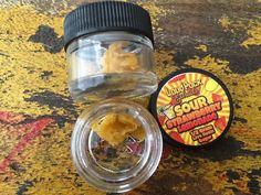 Hybrid Sour Strawberry Lemonade - Live Resin Sugar by LoudPack Extracts