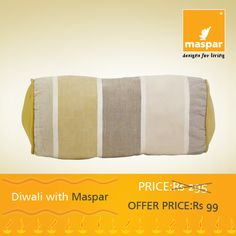 #DiwaliWithMaspar     A deal you wouldn't want to miss!  Grab this accessory for your home now  before the offer ends: http://bit. ly/1MSGB9p