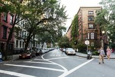 Most beautiful streets in NYC. Lots I had never seen.