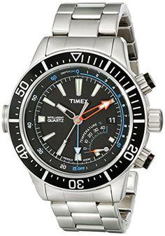 351774142c6c Timex Men S T2N809Dh Intelligent Quartz Adventure Series Watch