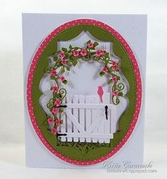 Pop-Up Book Card Front by kittie747 - Cards and Paper Crafts at Splitcoaststampers