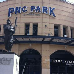 Home of the Pittsburgh Pirates