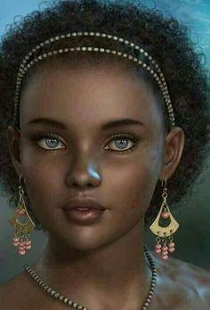 What stunning eyes! She's beautiful! Beautiful Dark Skinned Women, Most Beautiful Eyes, Stunning Eyes, Beautiful Black Women, Beautiful Children, Beautiful People, Black Girl Art, Black Women Art, Pretty Eyes