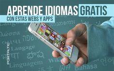 Las mejores webs y 'apps' para aprender idiomas gratis