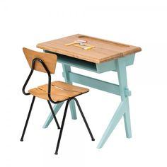 """Bureau vintage """"Rodrigues"""". #meublesvintage #rienacirer"""