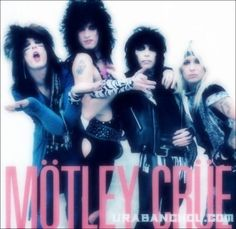 80's music | Mötley Crüe ♥ - 80's music Photo (30393324) - Fanpop fanclubs