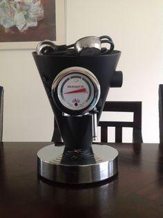 Online veilinghuis Catawiki: Bugatti Espressomachine