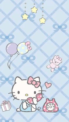 堆糖-美好生活研究所 hello kitty my melody, kawaii wallpaper, sanrio Sanrio Hello Kitty, Hello Kitty My Melody, Sanrio Wallpaper, Hello Kitty Wallpaper, Kawaii Wallpaper, Little Twin Stars, Hello Kitty Pictures, Hello Kitty Collection, Time Kids