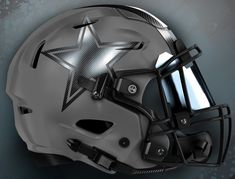 Dallas Cowboys Decor, Dallas Cowboys Wallpaper, Dallas Cowboys Pictures, Dallas Cowboys Football, College Football Helmets, Football Uniforms, Cowboys Helmet, Helmet Logo, Professional Football
