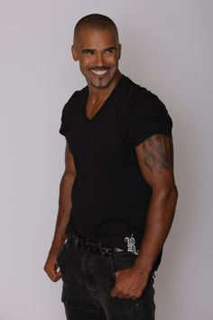 Shemar Moore Full on smile....ahhhhhh