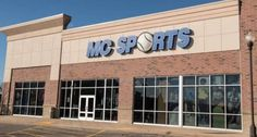 The sports retail industry's crisis claimed another victim Tuesday with the bankruptcy filing of Midwest chain MC Sports.