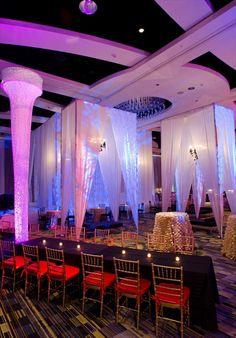 Orlando World Center Marriott // central florida wedding venues