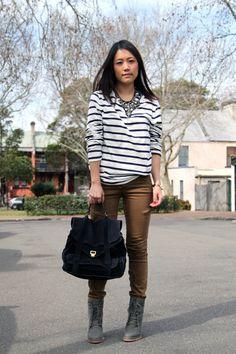 Street style: Sydney in spring gallery - Vogue Australia