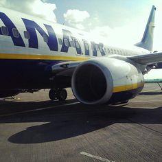 Ryanair B737 @ohsopixie