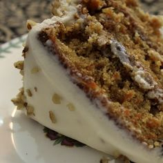 Classic Carrot Cake - The Best Cake You'll Ever Eat - New House New Home New Life