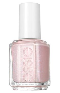 Pink A Boo (SH) essie® Nail Polish - Pinks | a sheer pink with glittery sparkle.Nordstrom