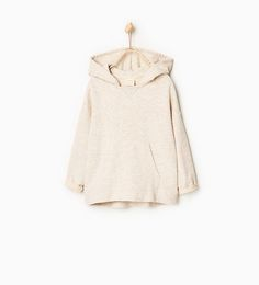 Image 1 of Hooded sweatshirt from Zara