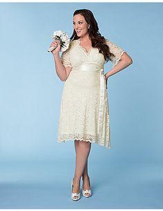 Lace Confections Wedding Dress