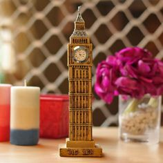 SNG Decorative Piece London Tower - FabFurnish.com