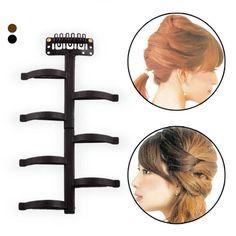 1 ADET saç şekillendirici araçları büküm örgü cihazı braider makinesi saç şekillendirici örgü saç stili aracı RP2