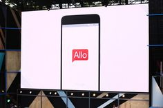 Google debuts Allo, an AI-based chat app using its new assistant bot, smart replies and more - Today at I/O, Google tookthe wraps off its latest foray into the worldof communications: the company announcedAllo, a smart messaging appsupercharged withmachine learning and Google's new Google Assistant service (its answer to Amazon'sAlexa), givingusers the ability not ... http://tvseriesfullepisodes.com/index.php/2016/05/19/google-debuts-allo-an-ai