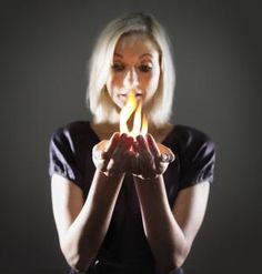 One secret of success is to hold the fireball in the palm of your hands. - Henrik Sorensen, Getty Images