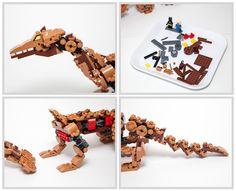 Rock Dragon (alternate build of 70904)
