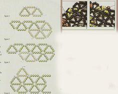 Мозаичный браслет | biser.info - всё о бисере и бисерном творчестве