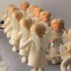 Lieber Leser, auf dieser Seite findest du eine kleine Galerie und alle Informationen zu meinen Engeln. Die Engel gehören zu der Kategor...