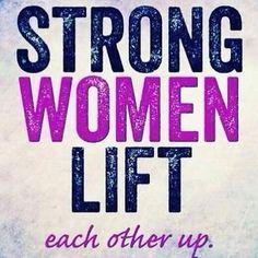 YES!  #BeStrong #Uplift #Empower #Validate TheMakeupJunkies.com