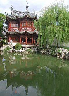 Tea Pavillion - Shanghai, China