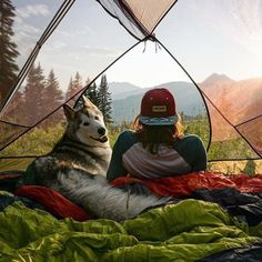 camping with a friend | camping + outdoors #adventure.  http://WhatIsTheBestMountainBike.com